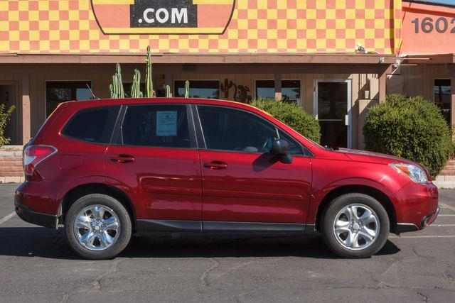 2014 SUBARU FORESTER 4D SUV I 6SPD Venetian Red Pearl air conditioning power steering amfm ste