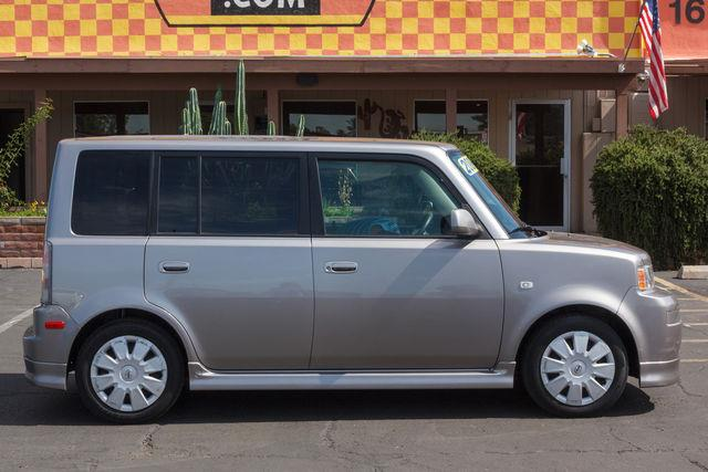 2006 SCION XB 5D WAGON AUTO Silver air conditioning power steering amfm stereo power windows