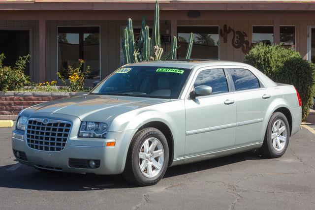 2006 CHRYSLER 300-SERIES 4D SEDAN TOURING Bright Silver Metallic Clearcoat air conditioning whee