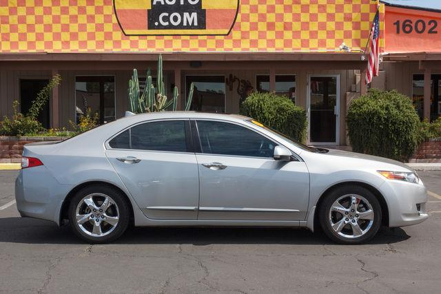 2009 ACURA TSX 4D SEDAN AUTO Silver air conditioning wheels aluminumalloy power steering am