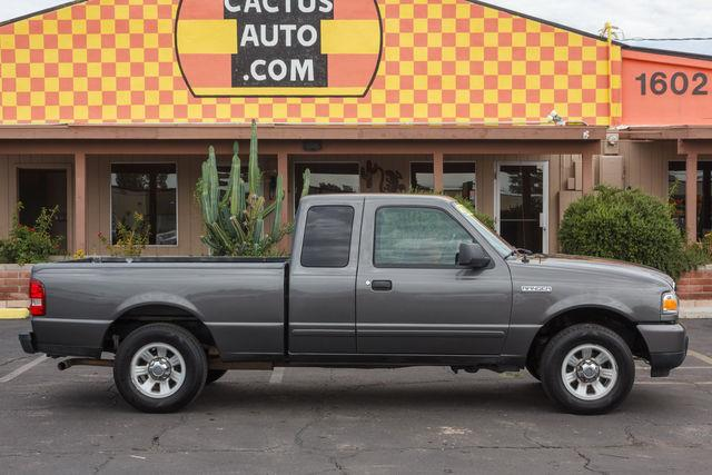 2008 FORD RANGER SUPERCAB XLT 4D Dark Shadow Gray Clearcoat Metallic air conditioning power stee