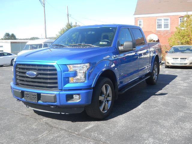 2015 FORD F-150 XLT BLUEBLACK 26900 miles Stock No 15F150 VIN 1FTEW1EP1FFA81953