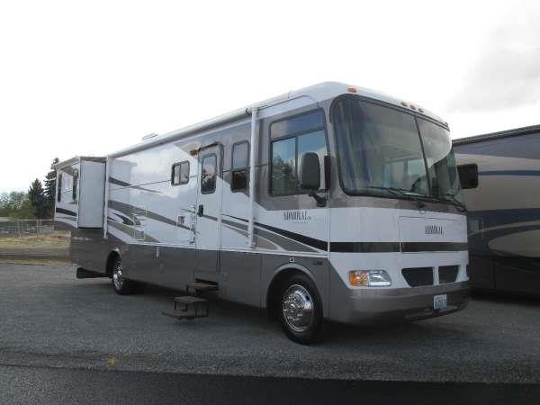 2005 HOLIDAY RAMBLER ADMIRAL 33PBD neutral this 2005 holiday rambler admiral is in excellent shap