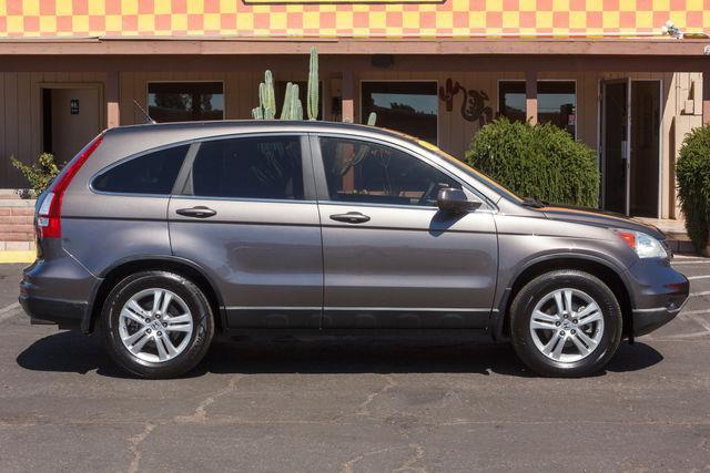 2010 HONDA CR-V 4D SUV FWD EX-L Gold air conditioning wheels aluminumalloy power steering am
