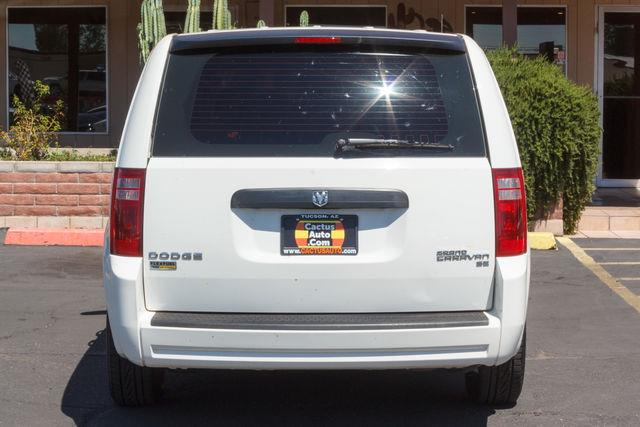 2010 DODGE GRAND CARAVAN 4D WAGON SE White air conditioning power steering amfm stereo power