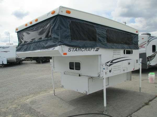 2009 STARCRAFT LONESTAR  starcraft delivers the comforts of home in these rugged and versatile tr