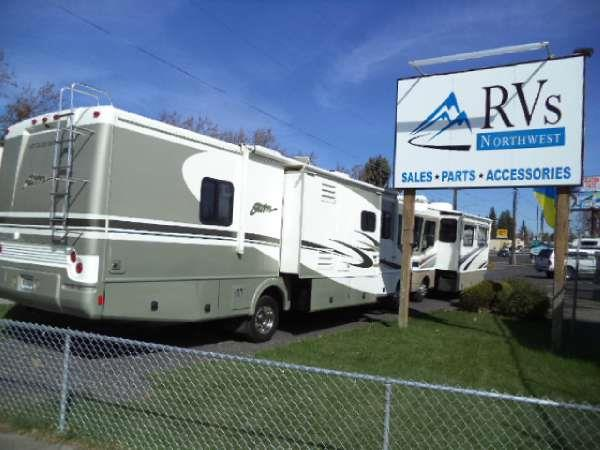 2006 STORM 34 WITH 3 SLIDE OUTS  rvs northwest north store 10006 n divsion spokane wa 99218
