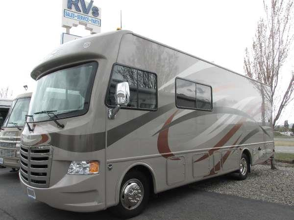 2014 ACE 271 Mesa Mineral the ace by thor is the most flexible and spacious ultra-compact