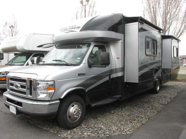 2008 B TOURING CRUISER BT CRUISER  5272 Remington this camping vehicle is actually intended for n