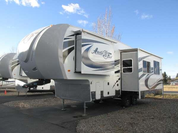 2016 ARCTIC FOX 27-5L Mosaic northwood built independently certified off-road chassis fully wel