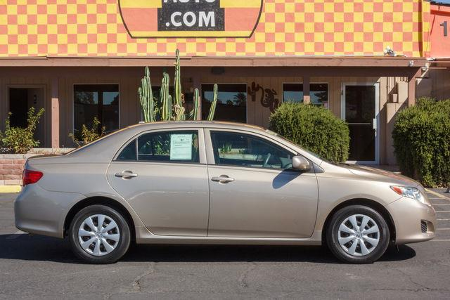 2010 TOYOTA COROLLA 4D SEDAN LE Desert Sand Mica air conditioning power steering amfm stereo