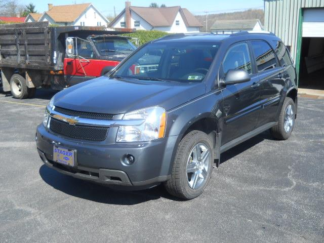 2009 CHEVROLET EQUINOX LT GRAYGRAY sunroof remote starter 96000 miles Stock No 09EQ VIN 2CN