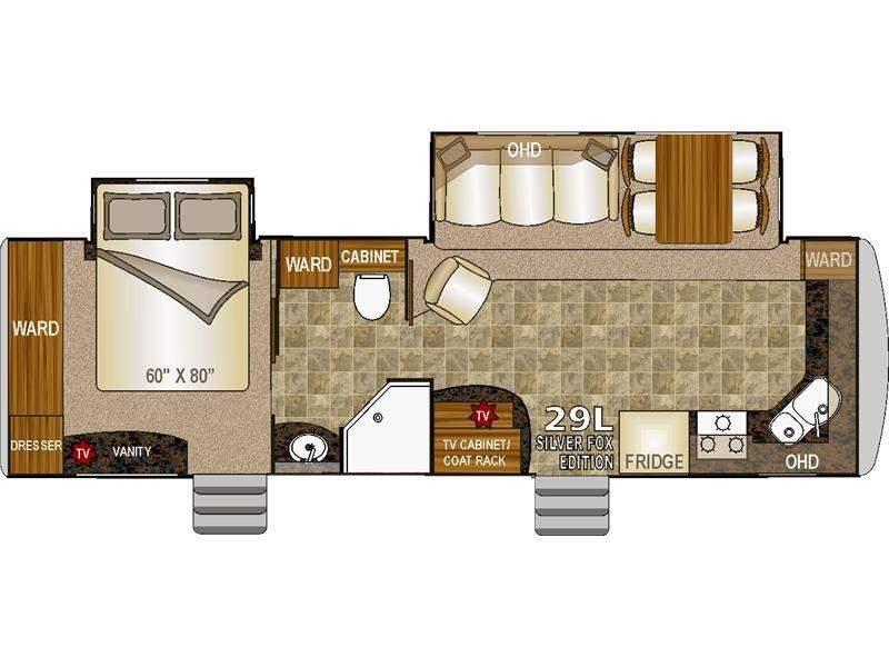2016 ARCTIC FOX 29L SILVER FOX  northwood doesnt scrimp anywhere they build each trailer camp