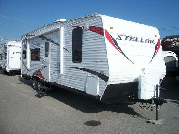 2014 STELLAR 26FB METAL  stellar toyhaulers - the name says it well stellar design function and