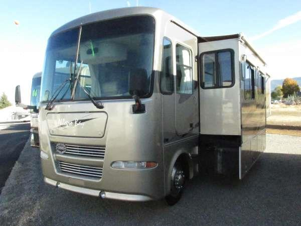 2005 ALLEGRO 37DB neutral this 2005 allegro bay 37 db motorhome is in excellent condition with lo