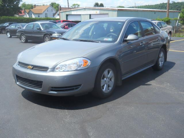 2009 CHEVROLET IMPALA 35L LT grayblack 4-speed at 4-wheel disc brakes 6 cylinder eng v6 a