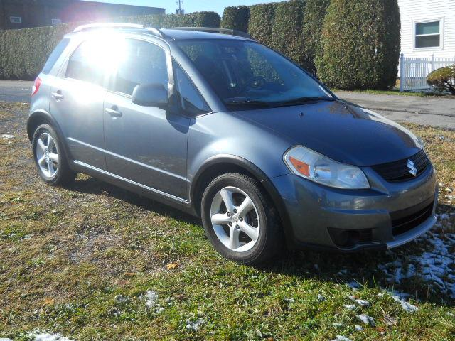 2008 SUZUKI SX4 CROSSOVER BASE GRAYBLACK true mileage unknown 185000 miles Stock No 08sx4 VI