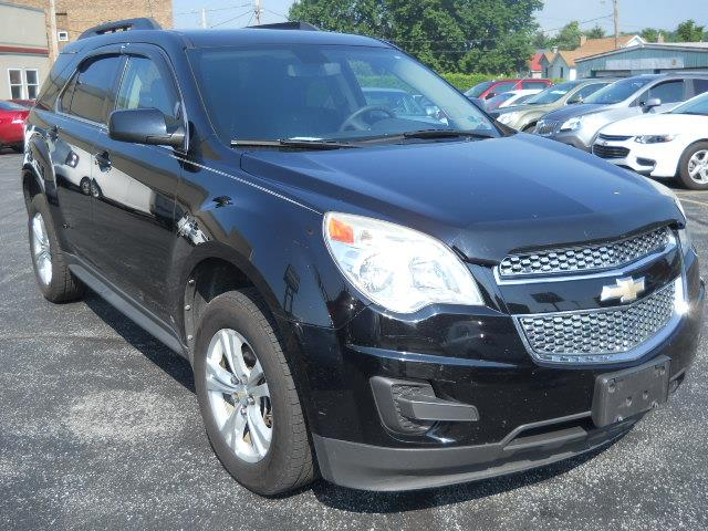 2010 CHEVROLET EQUINOX LT BLACKBLACK 87000 miles Stock No 10EQ VIN 2CNFLEEW5A6213137
