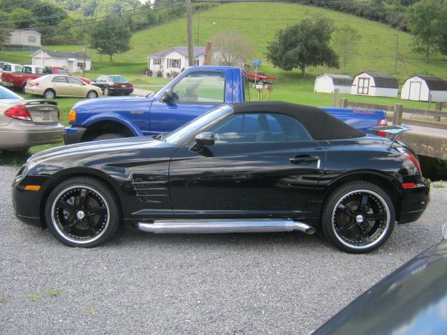 2005 Chrysler Crossfire Base 32000 miles VIN 1C3AN55L05X045903 Stock 04867 9995