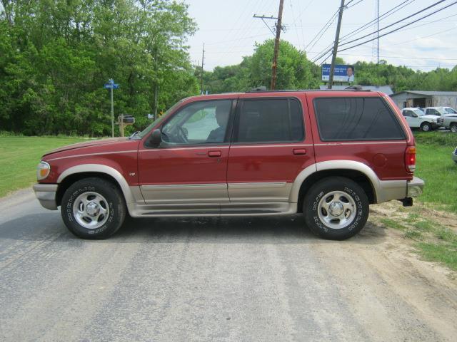 1998 Ford Explorer Limited VIN 1FMZU35P6WZB63819 Stock 4799b 2995