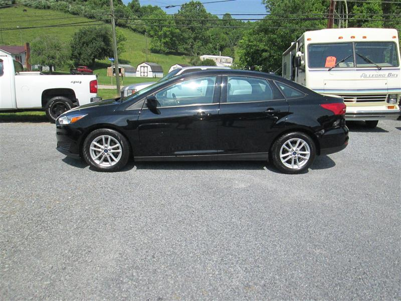 2018 Ford Focus SE 41000 miles VIN 1FADP3F27JL224654 Stock 05310 14995